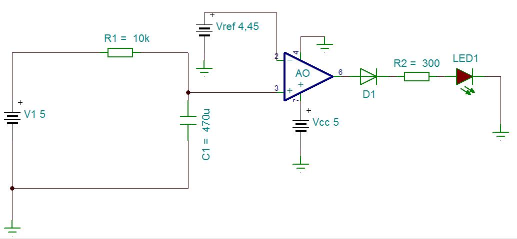 Circuito Cc : Capacitor em circuito cc py sm dd rádio galena radio